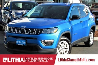 Certified Pre-Owned 2018 Jeep Compass Sport FWD SUV Klamath Falls, OR
