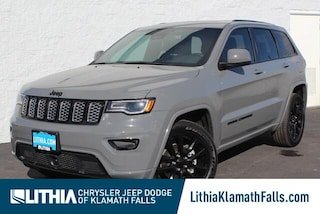 New 2020 Jeep Grand Cherokee ALTITUDE 4X4 Sport Utility Klamath Falls, OR