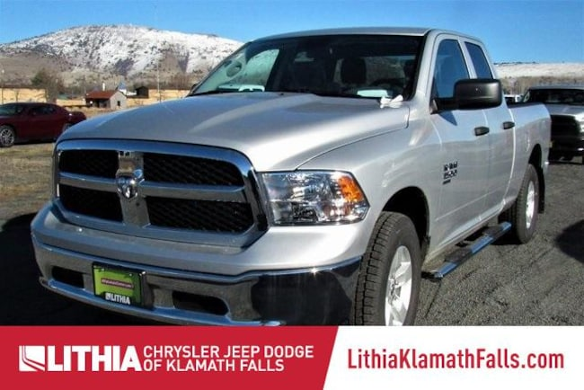 New 2019 Ram 1500 CLASSIC TRADESMAN QUAD CAB 4X4 6'4 BOX Quad Cab Klamath Falls, OR