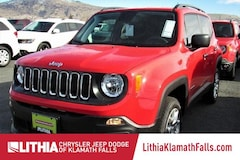 New 2018 Jeep Renegade SPORT 4X4 Sport Utility Klamath Fall, OR