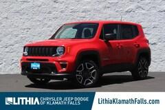 New 2021 Jeep Renegade JEEPSTER 4X4 Sport Utility Klamath Fall, OR