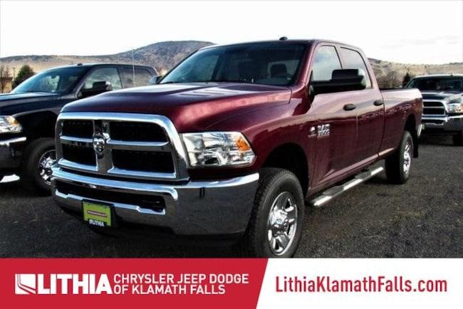 New 2018 Ram 3500 TRADESMAN CREW CAB 4X4 8' BOX Crew Cab Klamath Falls, OR