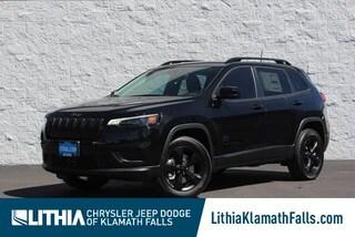 New 2021 Jeep Cherokee FREEDOM 4X4 Sport Utility Klamath Falls, OR