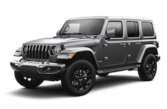 New 2021 Jeep Wrangler UNLIMITED HIGH ALTITUDE 4X4 Sport Utility Klamath Fall, OR