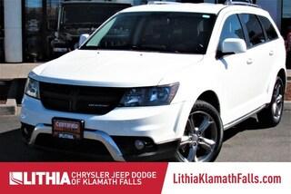 Certified Pre-Owned 2017 Dodge Journey Crossroad SUV Klamath Falls, OR