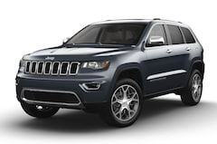 New 2021 Jeep Grand Cherokee LIMITED 4X4 Sport Utility Klamath Fall, OR