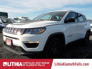 New 2018 Jeep Compass SPORT FWD Sport Utility Klamath Falls, OR