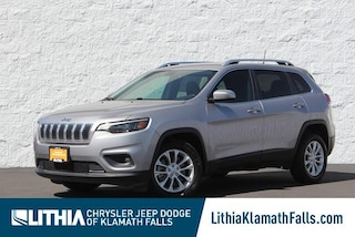 Certified Pre-Owned 2019 Jeep Cherokee Latitude FWD SUV Klamath Falls, OR