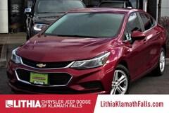 Bargain Used 2017 Chevrolet Cruze LT Auto Sedan Klamath Falls, OR
