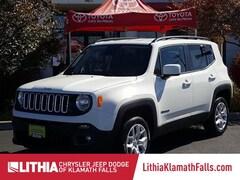 New 2018 Jeep Renegade LATITUDE 4X4 Sport Utility Klamath Fall, OR