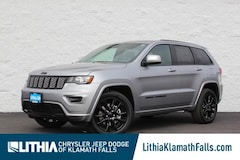 New 2021 Jeep Grand Cherokee LAREDO X 4X4 Sport Utility Klamath Fall, OR