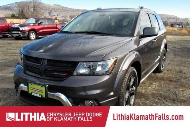 New 2018 Dodge Journey CROSSROAD AWD Sport Utility Klamath Falls, OR
