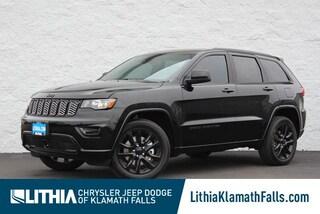 New 2021 Jeep Grand Cherokee LAREDO X 4X4 Sport Utility Klamath Falls, OR