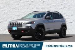 New 2021 Jeep Cherokee TRAILHAWK 4X4 Sport Utility Klamath Fall, OR