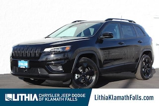 New 2021 Jeep Cherokee ALTITUDE 4X4 Sport Utility Klamath Falls, OR
