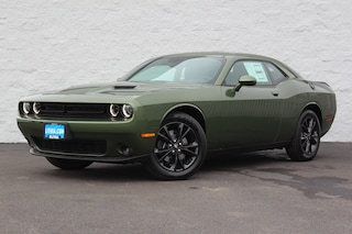 New 2020 Dodge Challenger SXT AWD Coupe Klamath Falls, OR