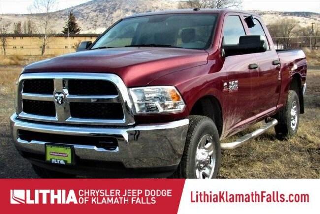 New 2018 Ram 2500 TRADESMAN CREW CAB 4X4 6'4 BOX Crew Cab Klamath Falls, OR