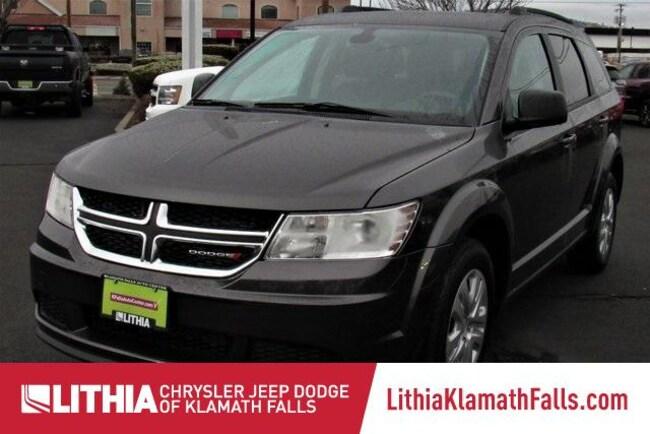 New 2018 Dodge Journey SE AWD Sport Utility Klamath Falls, OR