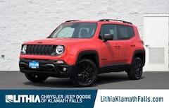 New 2021 Jeep Renegade UPLAND 4X4 Sport Utility Klamath Fall, OR