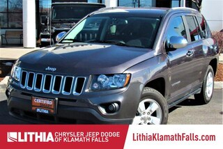 Certified Pre-Owned 2016 Jeep Compass Sport SUV Klamath Falls, OR