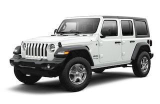 New 2021 Jeep Wrangler UNLIMITED RHD Sport Utility Klamath Falls, OR