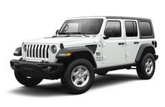 New 2021 Jeep Wrangler UNLIMITED FREEDOM 4X4 Sport Utility Klamath Fall, OR