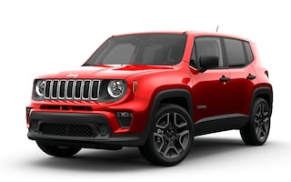 New 2021 Jeep Renegade JEEPSTER 4X4 Sport Utility Klamath Falls, OR