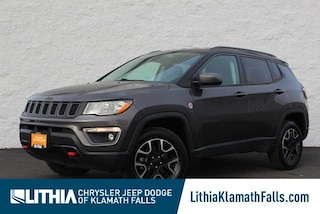 Certified Pre-Owned 2018 Jeep Compass Trailhawk 4x4 SUV Klamath Falls, OR