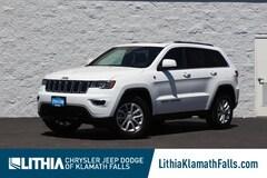 New 2021 Jeep Grand Cherokee LAREDO E 4X4 Sport Utility Klamath Fall, OR