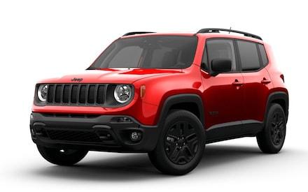 2021 Jeep Renegade UPLAND 4X4 Sport Utility