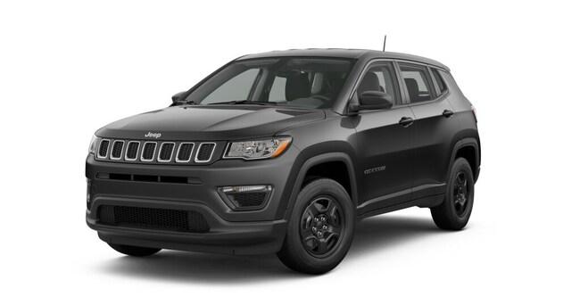 New 2019 Jeep Compass SPORT 4X4 Sport Utility Klamath Falls, OR