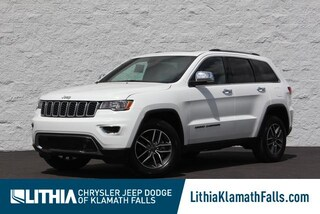 Certified Pre-Owned 2020 Jeep Grand Cherokee Limited SUV Klamath Falls, OR