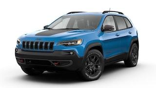 New 2021 Jeep Cherokee TRAILHAWK 4X4 Sport Utility Klamath Falls, OR