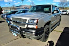 Bargain Used 2004 Chevrolet Avalanche 1500 Base Truck Crew Cab Klamath Falls, OR