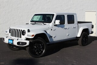 New 2021 Jeep Gladiator HIGH ALTITUDE 4X4 Crew Cab Klamath Falls, OR
