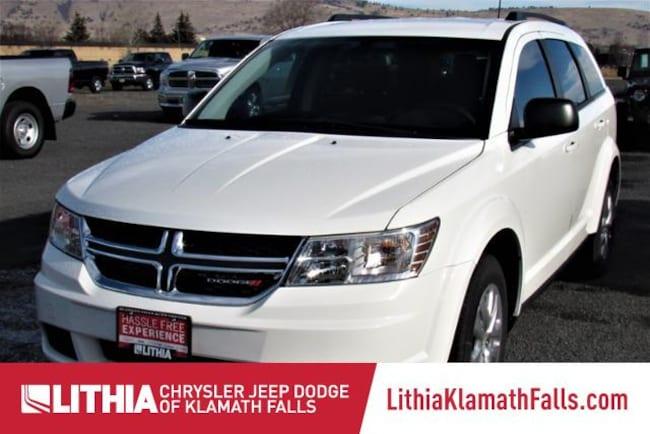 New 2018 Dodge Journey SE Sport Utility Klamath Falls, OR