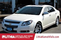 Bargain Used 2012 Chevrolet Malibu 2LZ Sedan Klamath Falls, OR