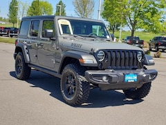 2021 Jeep Wrangler UNLIMITED WILLYS 4X4 Sport Utility Medford, OR