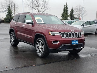 New 2020 Jeep Grand Cherokee LIMITED 4X4 Sport Utility Medford, OR