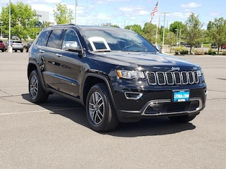 New 2021 Jeep Grand Cherokee LIMITED 4X4 Sport Utility Medford, OR