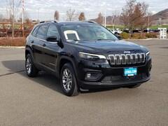2021 Jeep Cherokee LATITUDE LUX 4X4 Sport Utility Medford, OR