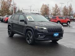 2021 Jeep Cherokee ALTITUDE 4X4 Sport Utility Medford, OR