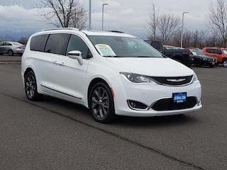 Certified 2017 Chrysler Pacifica Limited Van Medford, OR