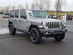 2021 Jeep Wrangler UNLIMITED SPORT ALTITUDE 4X4 Sport Utility Medford, OR
