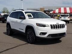 New 2021 Jeep Cherokee 80TH ANNIVERSARY 4X4 Sport Utility Medford, OR