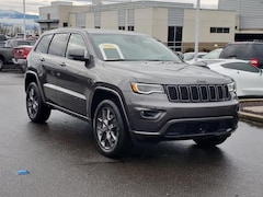New 2021 Jeep Grand Cherokee 80TH ANNIVERSARY 4X4 Sport Utility Medford, OR