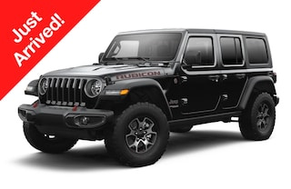 New 2021 Jeep Wrangler UNLIMITED RUBICON 4X4 Sport Utility Medford, OR