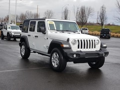 2021 Jeep Wrangler UNLIMITED SPORT S 4X4 Sport Utility Medford, OR