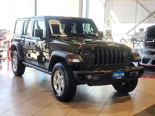 New 2021 Jeep Wrangler UNLIMITED FREEDOM 4X4 Sport Utility Medford, OR