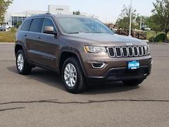 New 2021 Jeep Grand Cherokee LAREDO E 4X4 Sport Utility Medford, OR